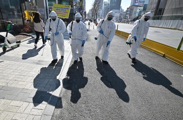 'Zolang de dreiging van een pandemie aanwezig is, zal de rust op de aandelenmarkten niet weerkeren'
