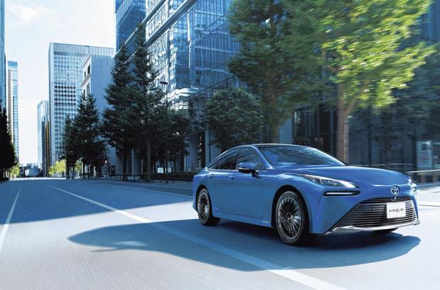 Les doutes sur la voiture à hydrogène, battue par les véhicules électriques à batterie?