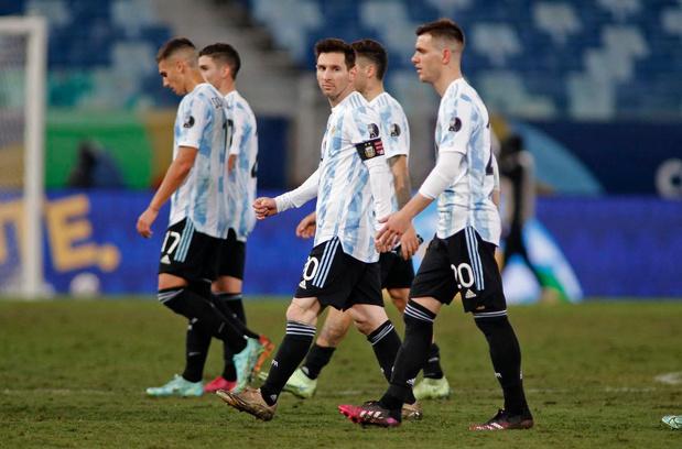 Lionel Messi op de Copa América: meer leider dan ooit