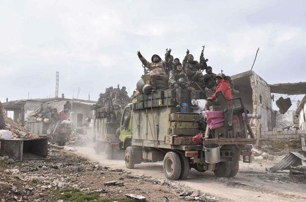 Syrie: à l'assaut de l'ultime bastion rebelle