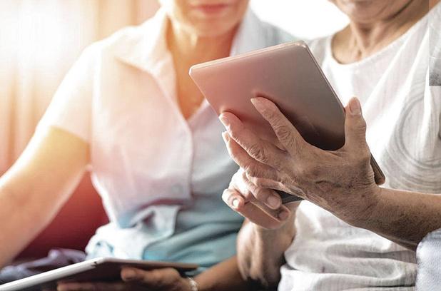 Une app pour aider les Parkinsoniens à communiquer