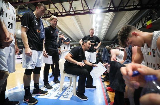 'Met Gjergja als coach zitten de Belgian Lions nog voor lange tijd goed'