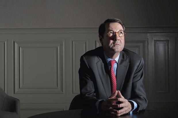 """Bruno Colmant: """"L'erreur est d'avoir relégué l'Etat à un rôle de notaire"""""""