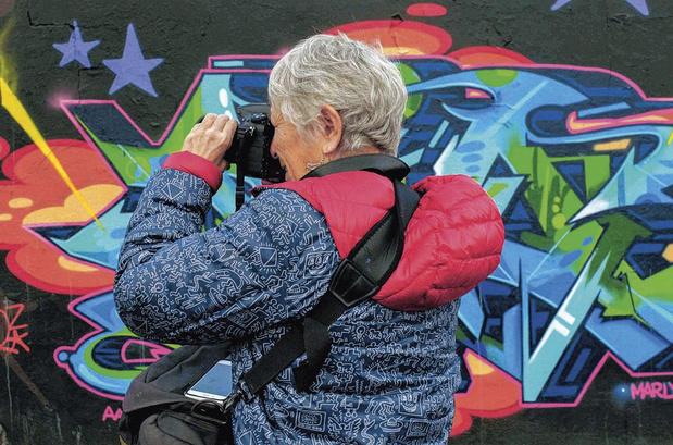 [à la télé ce soir] Martha Cooper: icône du street art