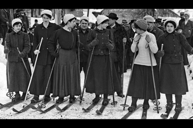 [à la télé ce soir] La Grande Histoire du ski