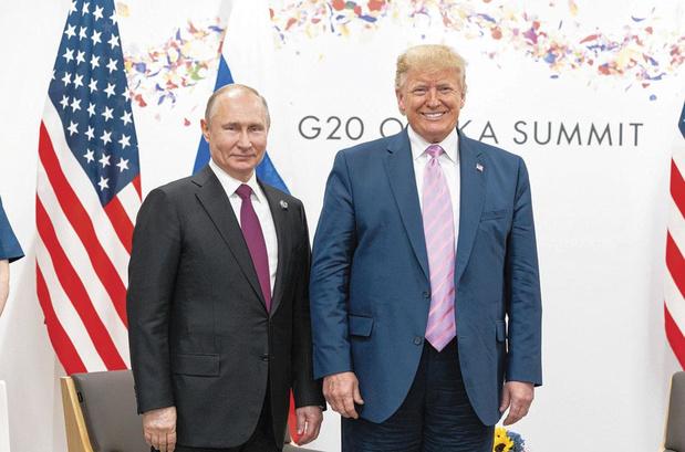 [À la télé ce soir] Trump et Poutine, des amis jurés