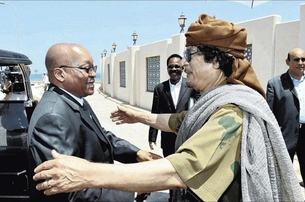 [à la télé ce soir] Où sont les milliards de Kadhafi?