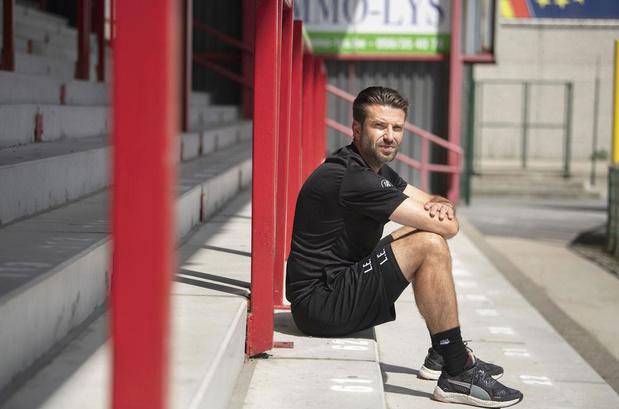Luka Elsner (KV Kortrijk): 'We proberen altijd te doen wat men niet verwacht'