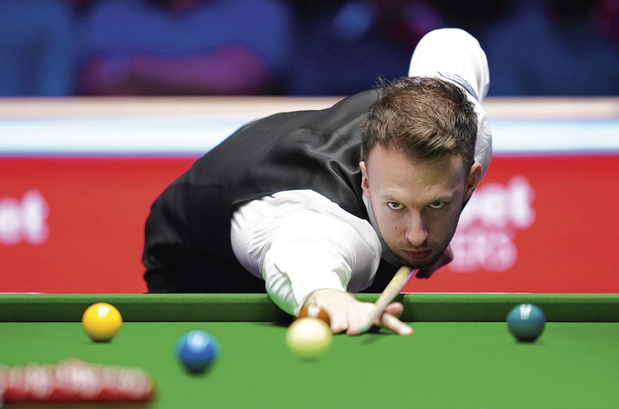 Le Mondial de snooker: no country for young men
