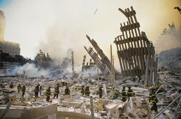 """11 septembre: """"Mon esprit était incapable de donner du sens à ce que mes yeux voyaient"""" (témoignages)"""
