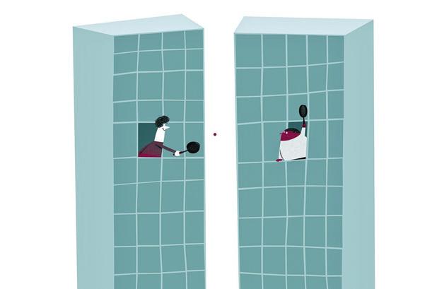 Belgische animatie waarschuwt New Yorkers voor corona: 'Artiesten moéten hiermee aan de slag'