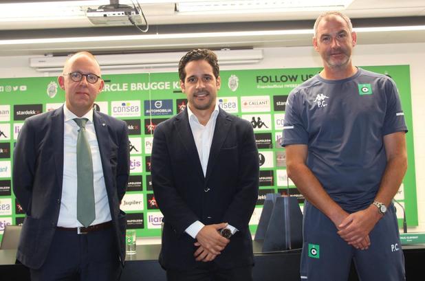 """Ibarrola gestart als nieuwe sportief directeur bij Cercle Brugge: """"Kalusha toonde mij de weg"""""""