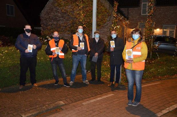 Politie en Buurtinformatienetwerken starten nieuwe sensibiliseringscampagne 'wij-k-kijken' op