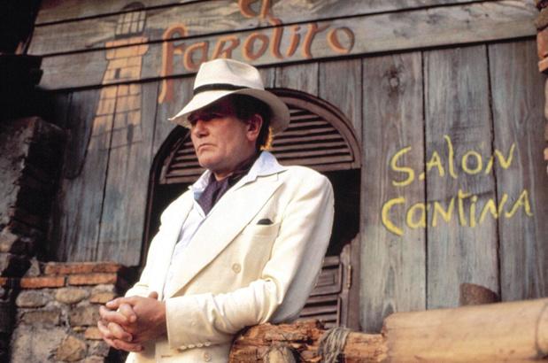 John Huston et les moulins