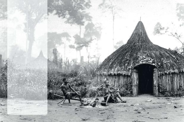 Les rois kongos