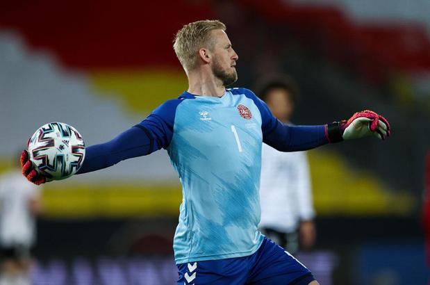 """Kasper Schmeichel (Danemark): """"Les Belges évidemment favoris contre nous"""""""