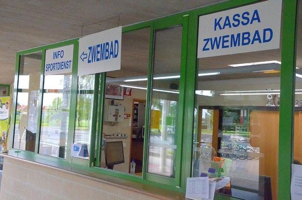 Morgen opent ook zwembad in Kuurne de deuren