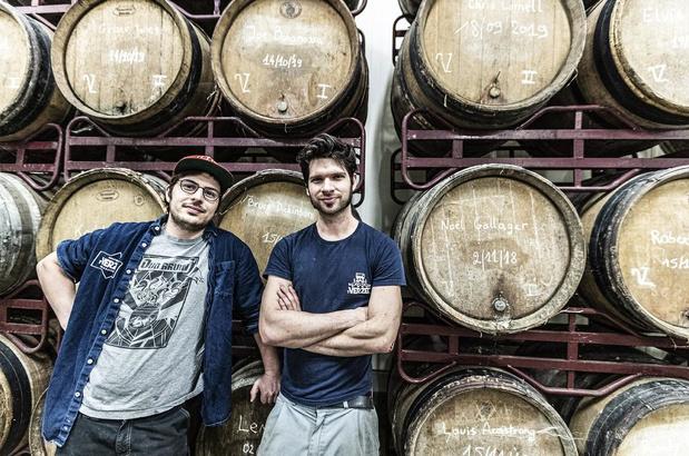 Brouwerij 't Verzet uit Anzegem levert kleine bierpakketten aan huis