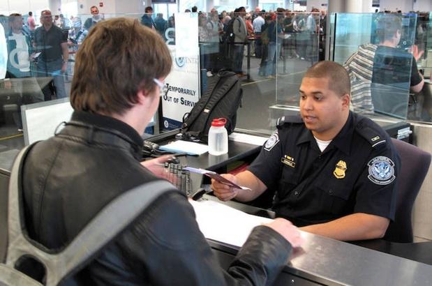 Fotodatabase Amerikaanse grenscontrole lekt online