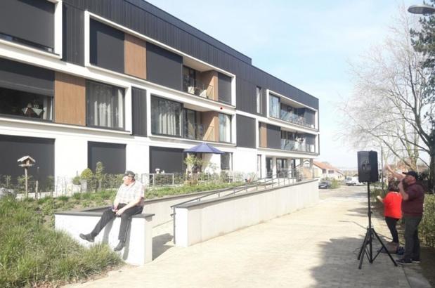 Woon-zorgcentrum Sint-Jozef coronavrij