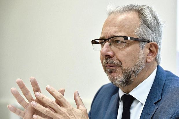 Jean-Paul Philippot, candidat à la présidence de France TV