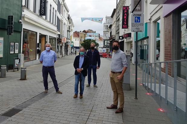 """Braderie in Kortrijk gaat door: """"Even twijfel, maar handelaars hebben dit nodig!"""""""