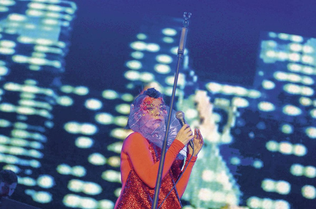 Björk, the Creative Universe of a Music Missionary