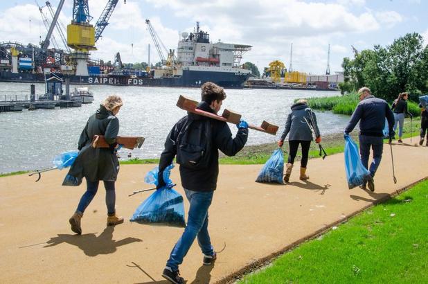 Doe mee met de River Cleanup acties op zaterdag 19 september