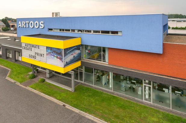 L'Autorité flamande en contrat avec Artoos Group pour ses imprimés