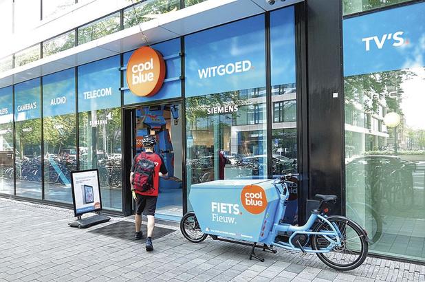 E-commerce: Coolblue s'installe à Bruxelles