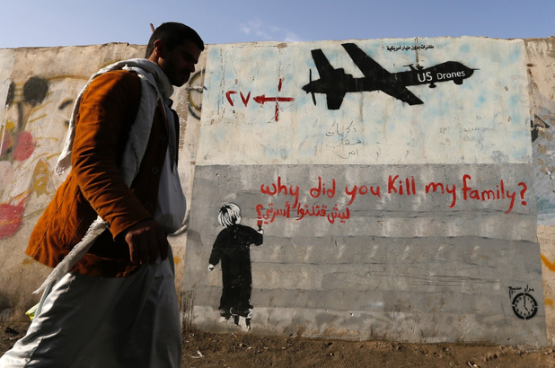 'Amerikaanse luchtaanvallen na 11 september maakten minstens 22.000 burgerslachtoffers'