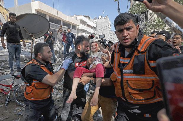"""Biden ignore la violation du droit international par Israël"""