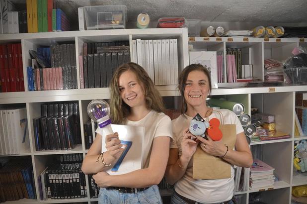 Le merchandising K-pop débarque en Belgique