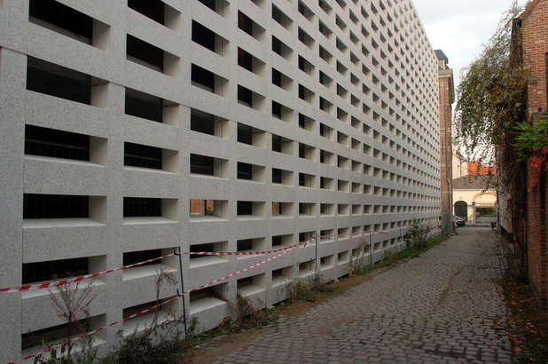 Baldadige studenten Brugs Europacollege worden niet beboet