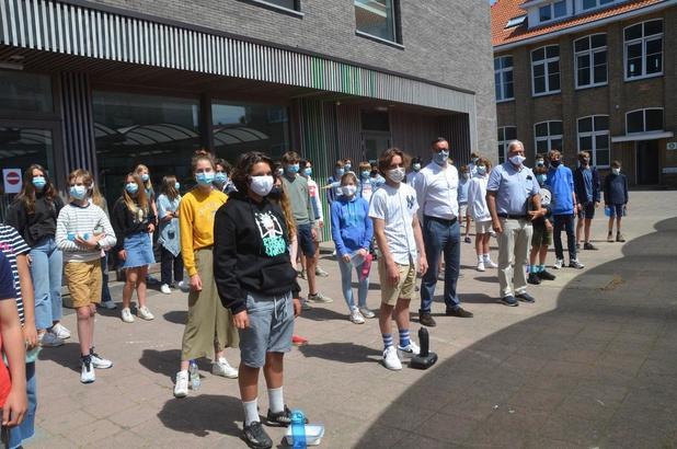 Knokke-Heist start Youth Start Summerschool