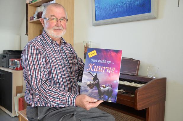 """Onderwijzer op rust pakt uit met veelzijdig boek over Kuurne: """"Aandacht voor geschiedenis"""""""