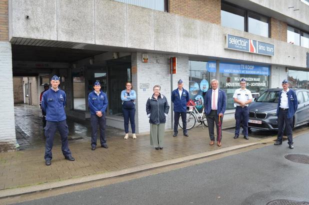 Lichterveldse wijkdienst neemt straks intrek in nieuw kantoor