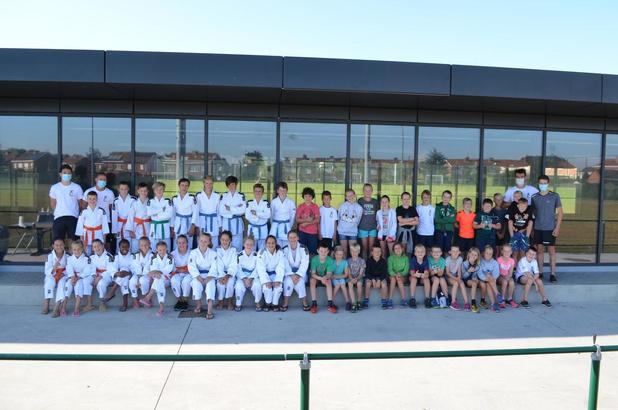 Judoclub Lichtervelde hervat trainingen