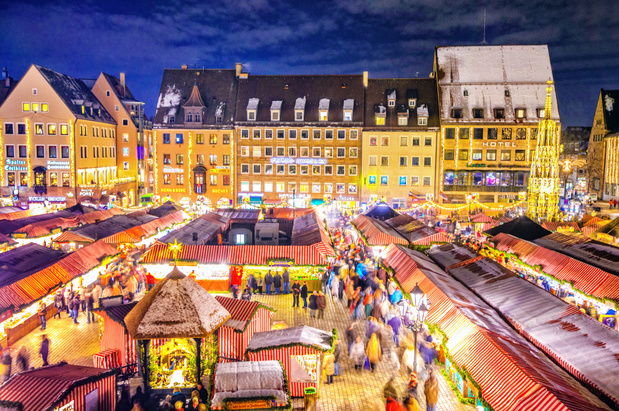 Wereldberoemde kerstmarkt in Nürnberg gaat niet door