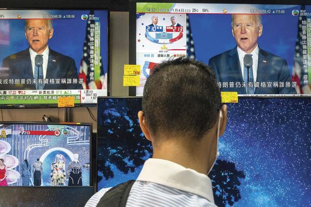 Politique étrangère américaine: quel virage avec Biden?