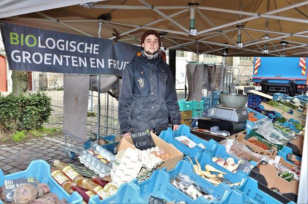Veurnse handelaars leveren verse streek- en bioproducten aan huis