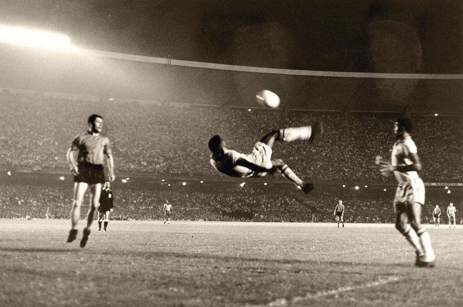 Pelé 80: zijn goddelijke wraak op de Rode Duivels