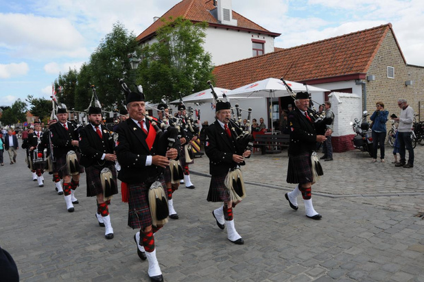 Doedelzakband For Freedom Pipers & Drums start repetities weer op