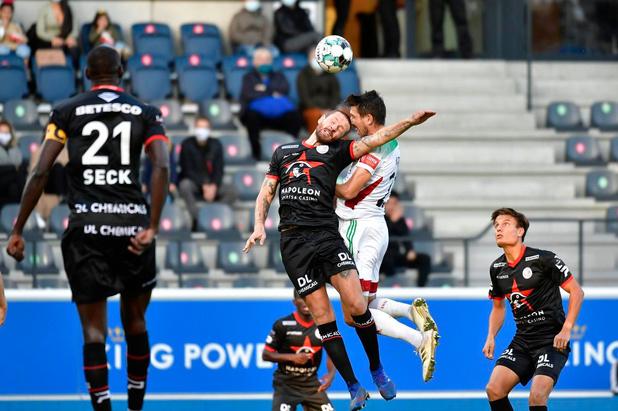 Zulte Waregem verliest met 2-1 van OH Leuven