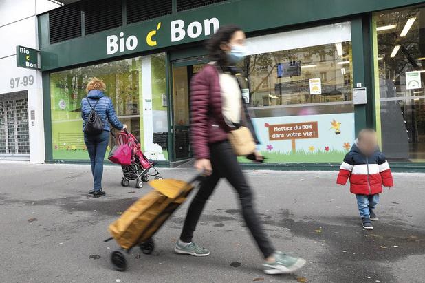 Carrefour reprend Bio c' Bon