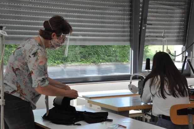 Poperingse secundaire scholen bereiden zich voor op het nieuwe schooljaar