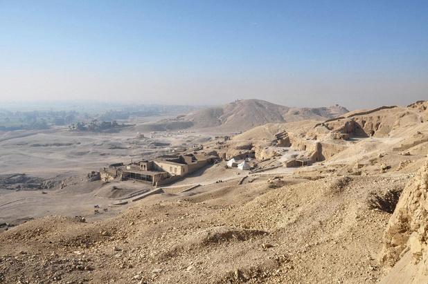 Archéologie: les artistes de l'Égypte ancienne sortis de l'ombre