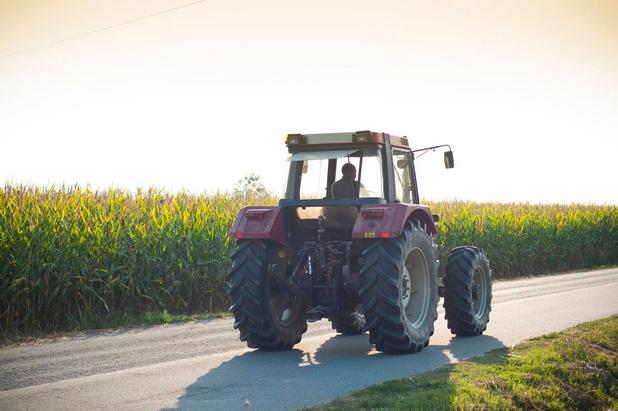 Meeste slachtoffers met landbouwvoertuigen in onze provincie