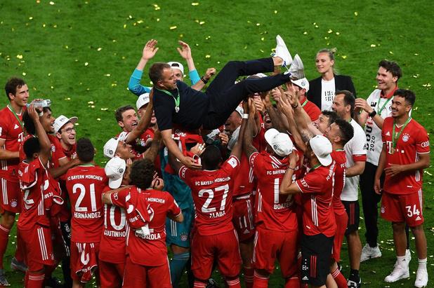 Dubbelinterview Jupp Heynckes - Hansi Flick: 'Het is best dat je alles wint'
