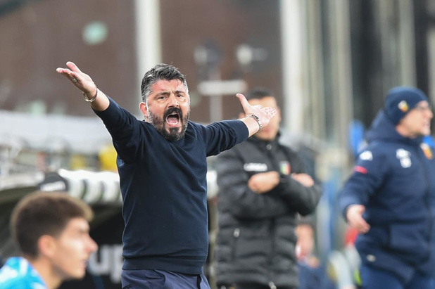 Gennaro Gattuso: op de wip bij Napoli?